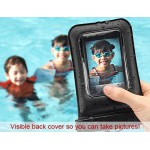Waterproof case for I-PHONE, IPOD Touch