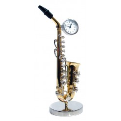 SAXOPHONE Miniature  clock